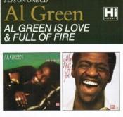 Al Green Is Love+Full Of Fire