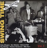 Swing Time For Dancing Vol.3