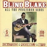 Blind Blake: All The Published Sides d.4 1929 Richmond & Chicago