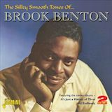 Silky Tones of Brook Benton d.1-It's just a matter or time/ Endlessly