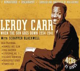 Vol.2 d.3 Leroy Carr: Bill Gaither & Bumble Bee Slim 1934-41