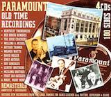 Paramount Old Time Recordings d.4