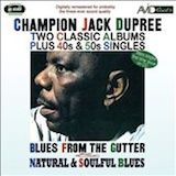 Blues from the gutter/Natural & soulful blues + Singles d.2