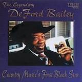 Legendary Deford Bailey