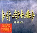 Def Leppard Best Of [Limited Edition Double CD, Disc 1]