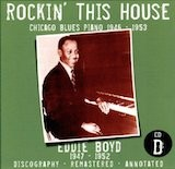 Rockin' This House: Chicago Blues Piano 1946-53 d.4