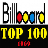 Billboard Top 100 of 1969