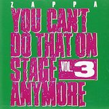 You Can't Do That On Stage Anymore, v.3 [Live] d.1