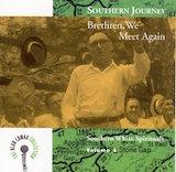 Southern Journey, Vol. 4: Brethren, We Meet Again-Southern White Spirituals
