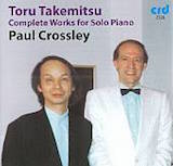 Toru Takemitsu: Piano Works