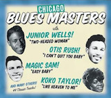 Chicago Blues Masters: The USA Records Blues Story
