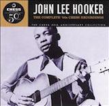 John Lee Hooker: Complete '50s Chess Recordings d.1