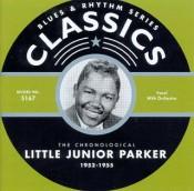 The Chronological Little Junior Parker: 1952-1955