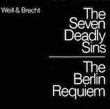 Seven Deadly Sins/ Berlin Requiem w/ Leipzig Radio Symphony & London sinfonietta