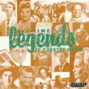 All Time Legends Of Country Music