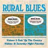 Rural Blues: Vol. 1 & 2-Goin' Up The Country/ Saturday Night Function