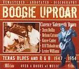 Boogie Uproar: Texas Blues And R&B 1947-54 d.4