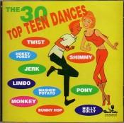 The Top 30 Teen Dances Vol. 1
