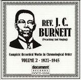Rev. J.C. Burnett Vol. 2 (1927-1945)