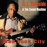 Bad Luck City w/The Sound machine