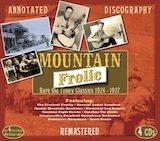 Mountain Frolic: Rare Old Timey Classics A: (1925-30)