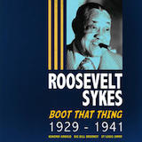 Roosevelt Sykes: Boot That Thing (1929-1941) d.2