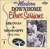 The Modern Downhome Blues Sessions v.1