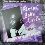 Sleepy John Estes, 1935-1940