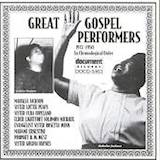 Great Gospel Performers: 1937-50