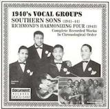 1940's Vocal Groups: Southern Sons (1941-44) & Richmond's Harmonizing Four (1943)
