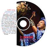 Global Rhythm On Disc: Jun 2004